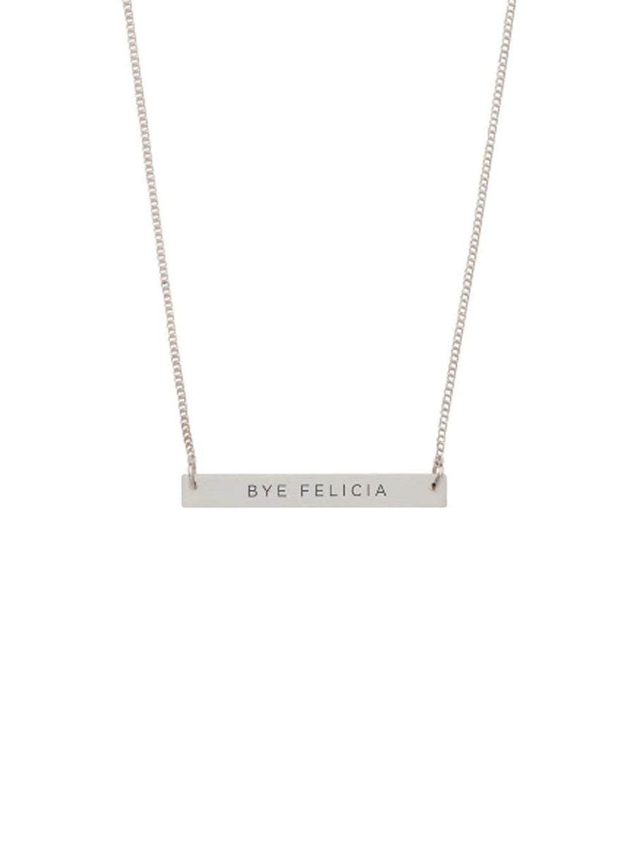 Damselfly Bye Felicia Bar Pendant - 1love2hugs3kisses Ibiza