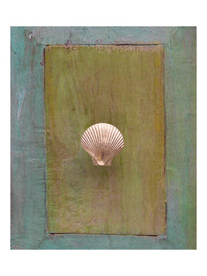 Doing Goods Abby Shell door Knob