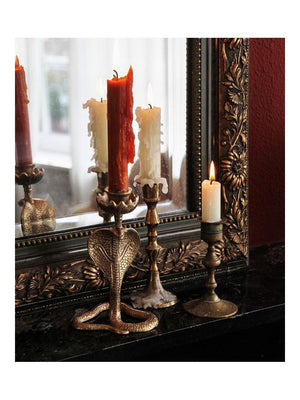 Doing Goods Dekota Snake Candle Holder - 1love2hugs3kisses Ibiza