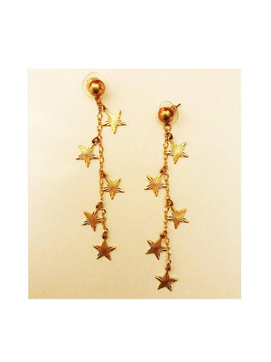 Frasier Sterling Star Earrings Welcome To Miami - 1love2hugs3kisses Ibiza
