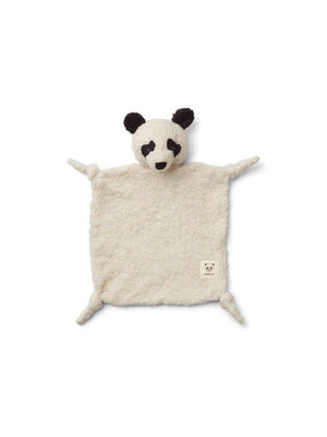 Liewood Lotte Cuddle Cloth Panda Creme de la Creme - 1love2hugs3kisses Ibiza