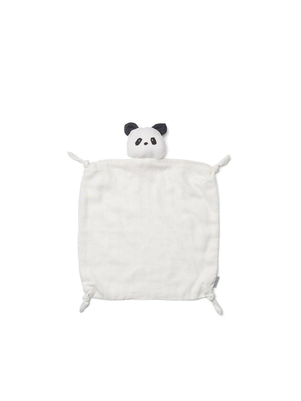 Liewood Agnete Cuddle Cloth Panda creme de la creme - 1love2hugs3kisses Ibiza