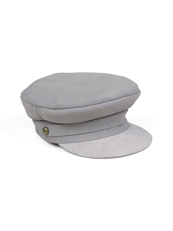 Lack Of Color Lola Cap Suede Grey - 1love2hugs3kisses Ibiza