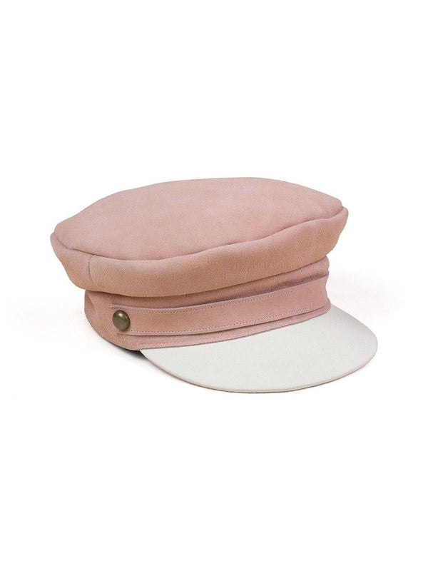 Lack Of Color Lola Cap Suede Peach - 1love2hugs3kisses Ibiza