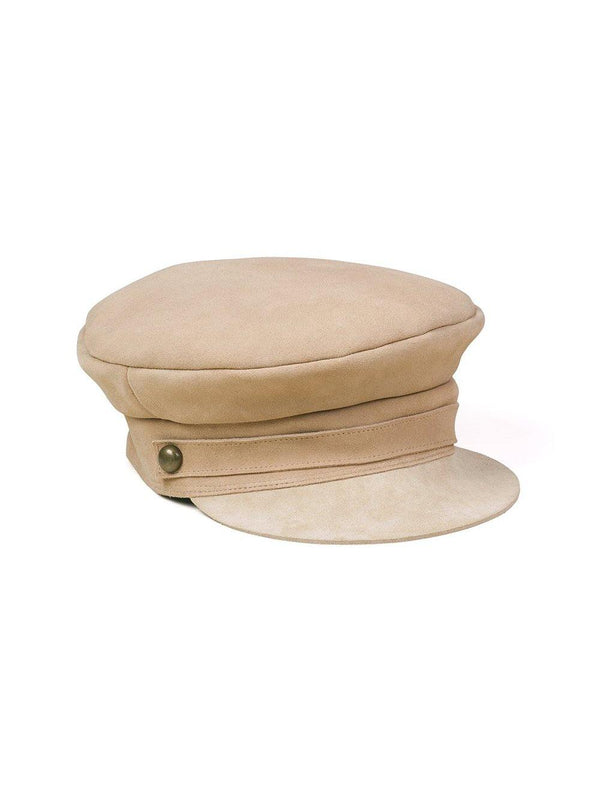 Lack Of Color Lola Suede Cap Taupe