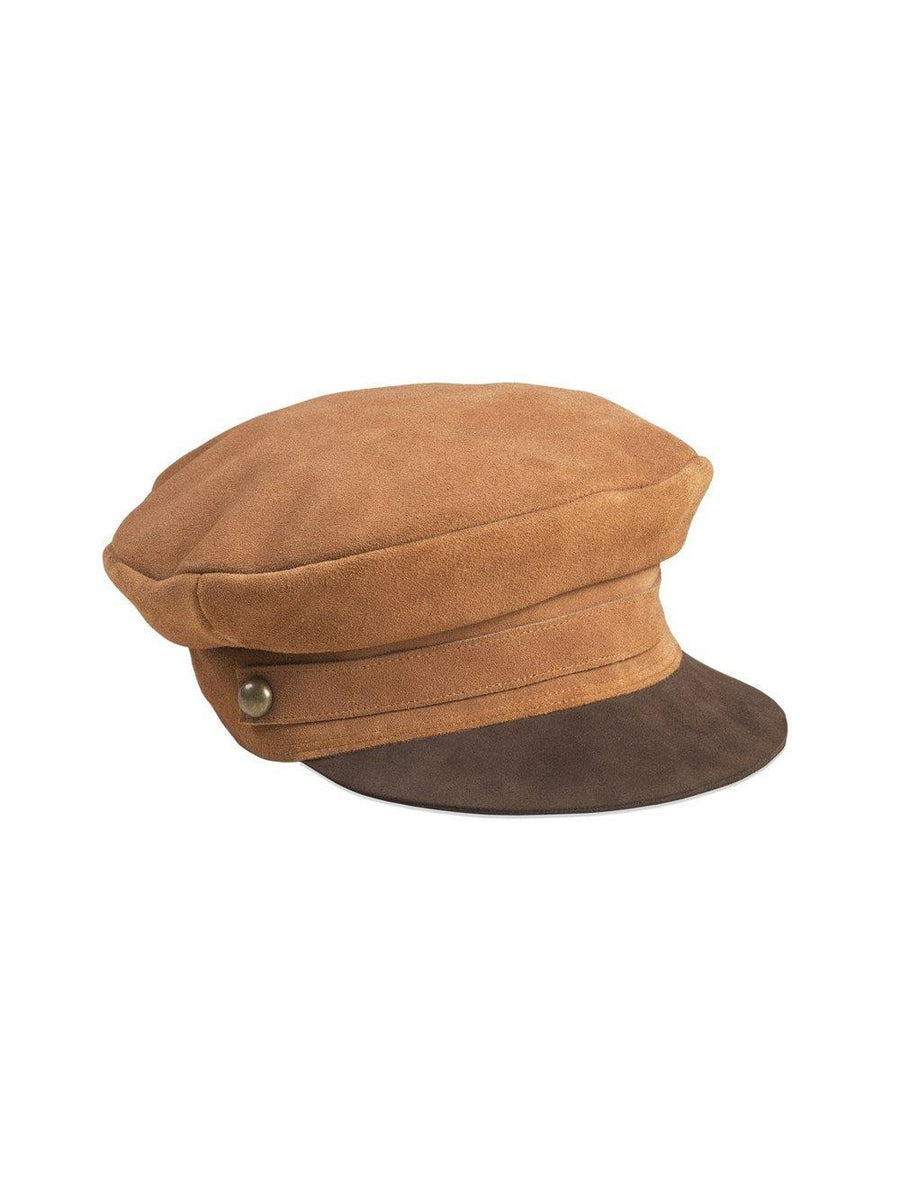 Lack Of Color Lola Cap Suede light brown - 1love2hugs3kisses Ibiza