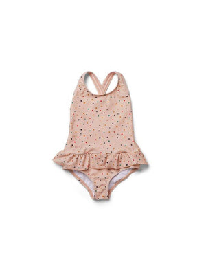 Liewood Amara swimsuit Confetti Mix - 1love2hugs3kisses Ibiza