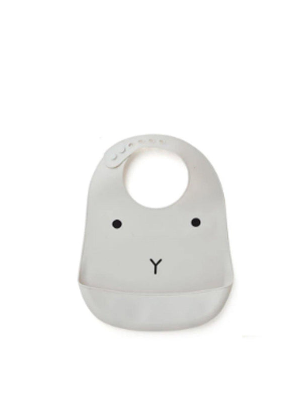 Liewood Tilda Silicone Rabbit dumbo grey - 1love2hugs3kisses Ibiza