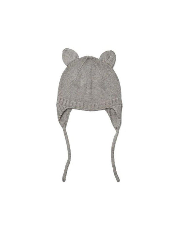 Liewood Violet Bonnet Grey Melange - 1love2hugs3kisses Ibiza