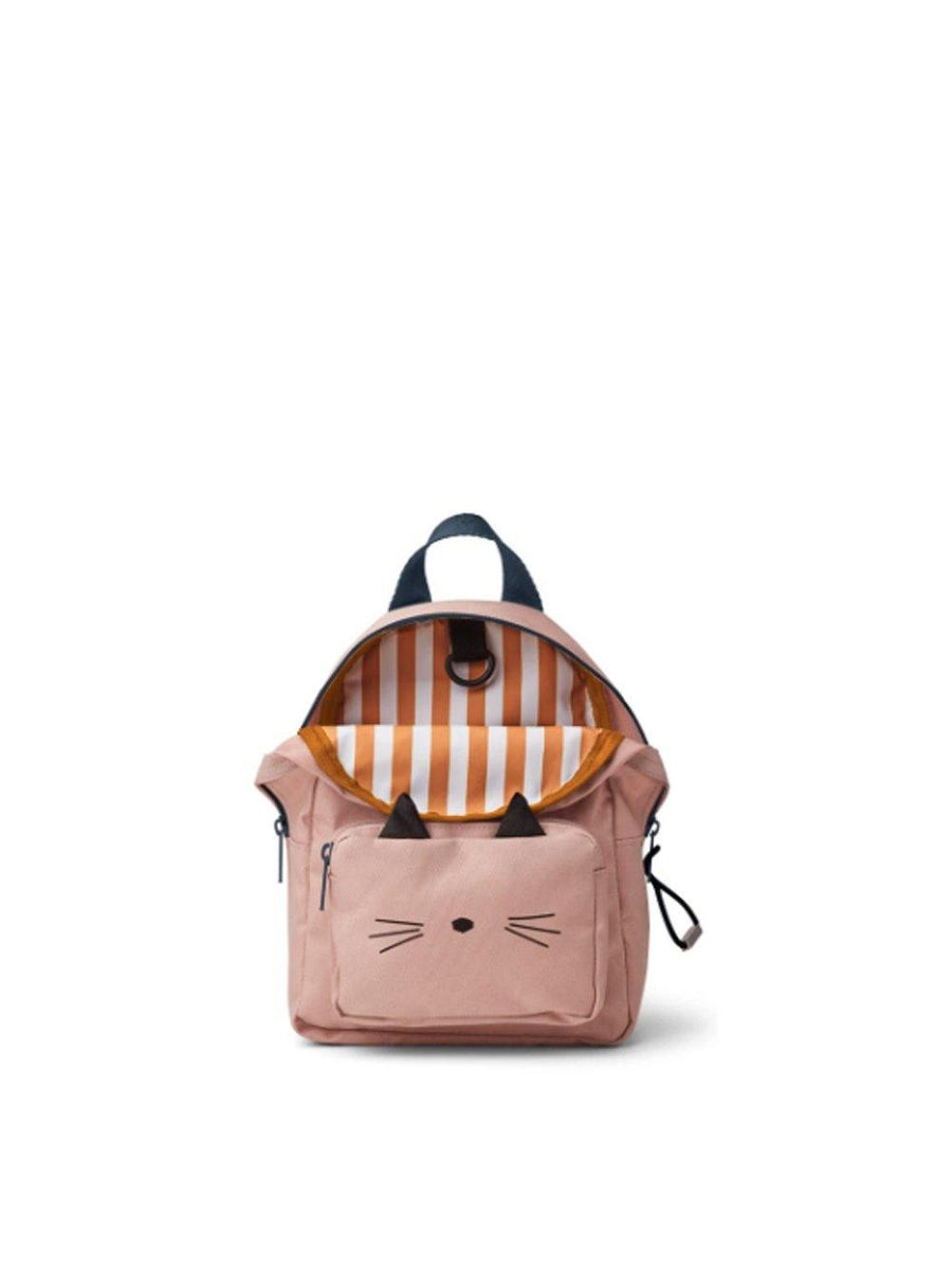 Liewood Saxo Mini Backpack Cat Rose - 1love2hugs3kisses Ibiza