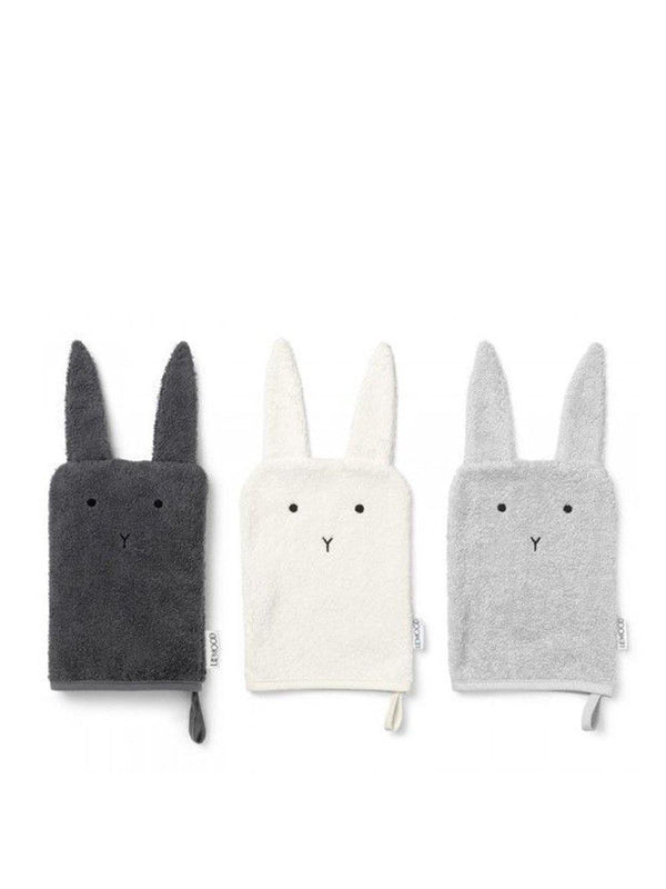 Liewood Sylvester Washcloth Rabbit - 1love2hugs3kisses Ibiza