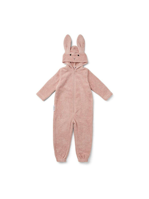Liewood Taylor Jumpsuit Rabbit rose - 1love2hugs3kisses Ibiza