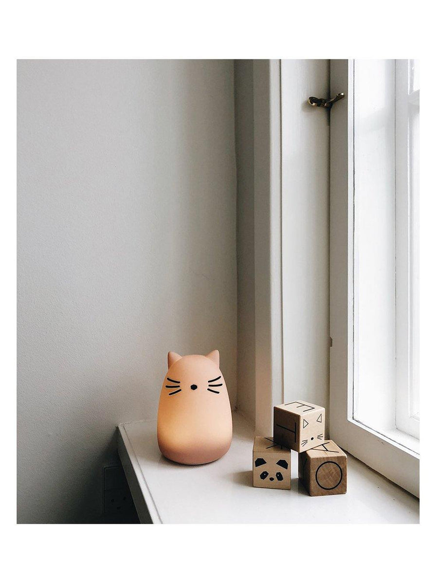 Liewood Winston Night light Cat rose