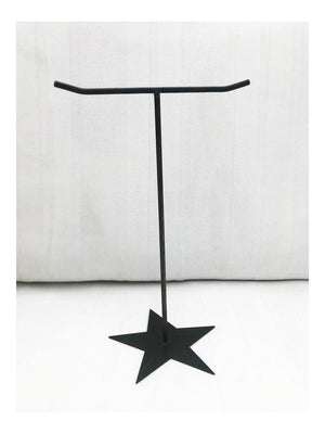 M et M Julie Jewelry Standard Star black - 1love2hugs3kisses Ibiza