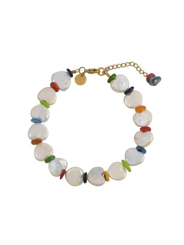 Mayol Jewelry Modern Love Anklet Multi colors - 1love2hugs3kisses Ibiza