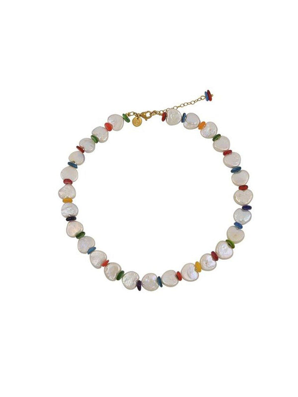 Mayol Jewelry Modern Love Choker Multi colors - 1love2hugs3kisses Ibiza