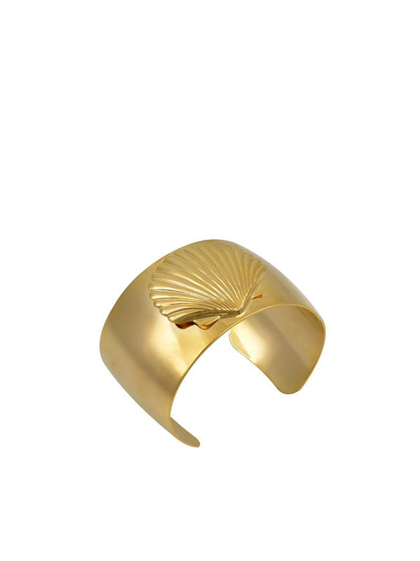 Mayol Jewelry Open cuff bracelet Gold - 1love2hugs3kisses Ibiza