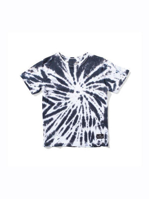 Mini Munster Shaken black tye dye T-shirt - 1love2hugs3kisses Ibiza