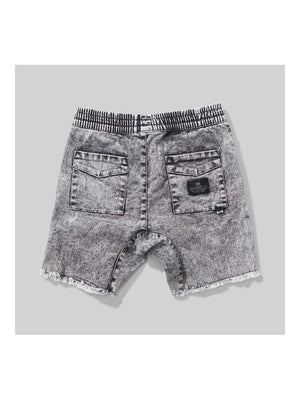 Munster Kids Acid Rip Walk Shorts acid grey - 1love2hugs3kisses Ibiza