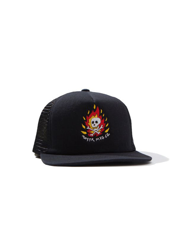 Munster Kids On Fire Cap black - 1love2hugs3kisses Ibiza