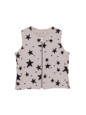 Pre-loved Noe & Zoe Berlin Stars waistcoat - 1love2hugs3kisses ibiza