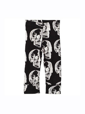Nununu x ray Skull Leggings Black - 1love2hugs3kisses Ibiza