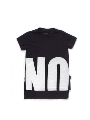 Nununu NO! T-Shirt Black