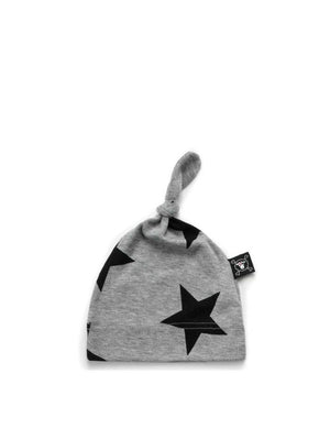 Nununu Star Hat Grey - 1love2hugs3kisses Ibiza