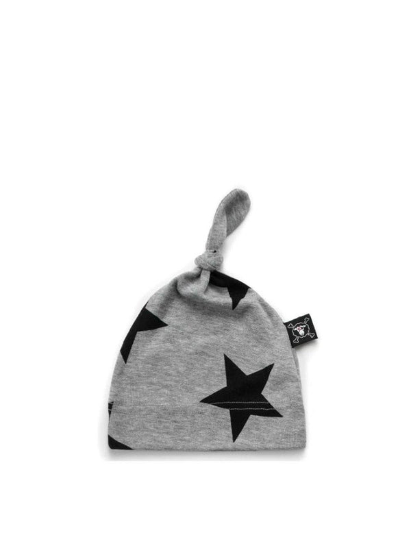 Nununu Star Hat Grey