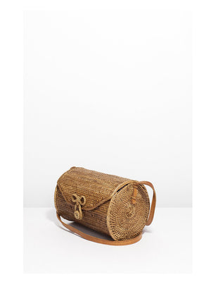 Ratan Round Bag Round Clutch - 1love2hugs3kisses Ibiza