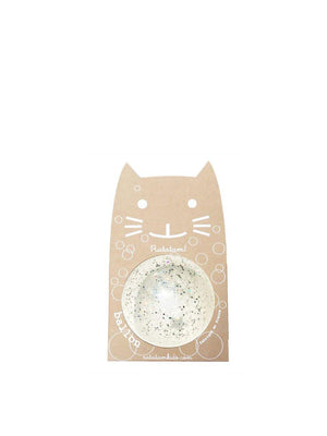 Ratatam Cat Glitter Ball Star Small Glitter Silver -1love2hugs3kisses ibiza