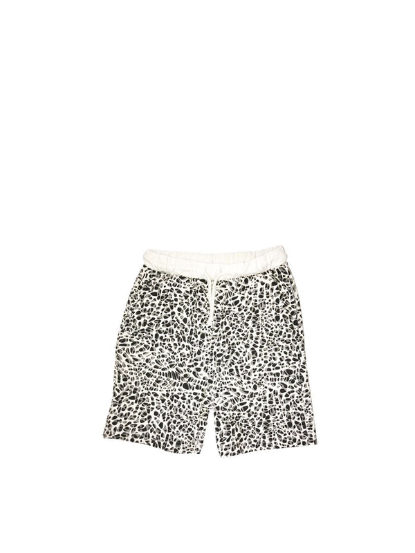 Sometime Soon Delano Shorts White
