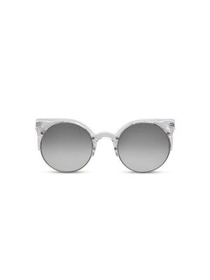 Supa Sundays Eyewear Afterglow Clear Sliver - 1love2hugs3kisses Ibiza
