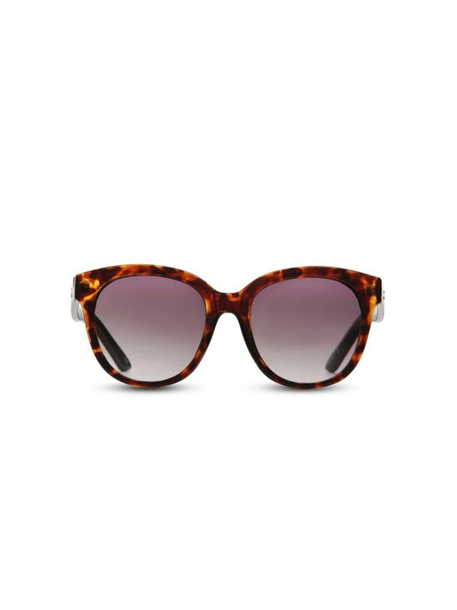 Supa Sundays Eyewear Alchemy Demi Brown Tort