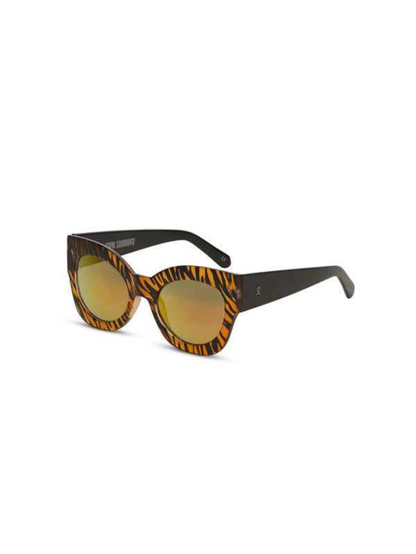 Supa Sundays Eyewear Black Ivy Tiger Stripe - 1love2hugs3kisses Ibiza