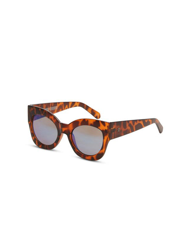 Supa Sundays Eyewear Black Ivy demi brown tort