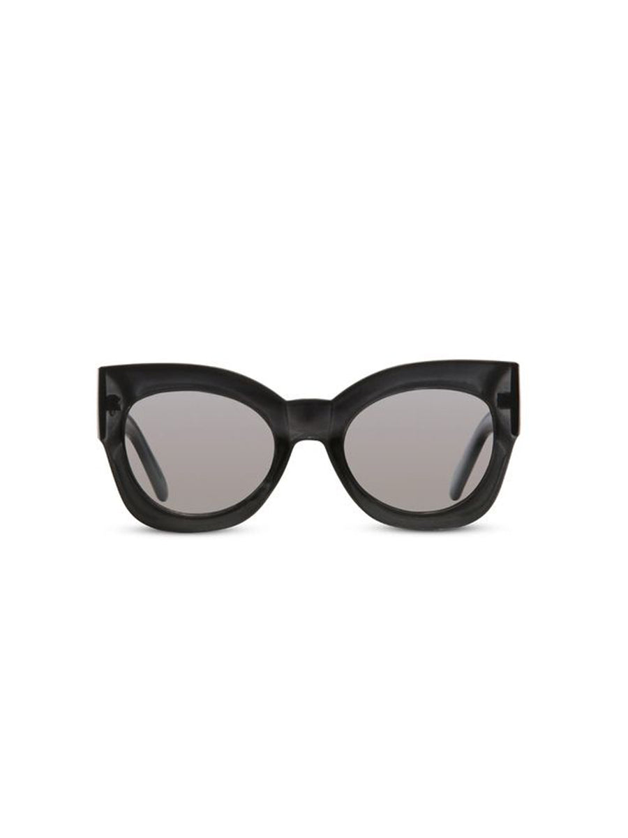 Supa Sundays Eyewear Black Ivy transluscent grey