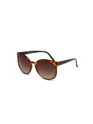 Supa Sundays Eyewear Coquette demi brown tort