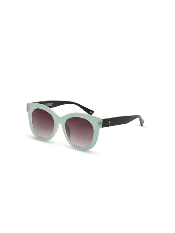 Supa Sundays Eyewear Crazy English Summer Pastel Blue