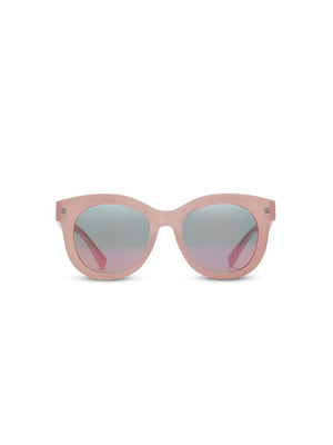 Supa Sundays Eyewear Crazy English Summer Pastel Pink