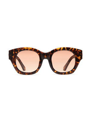 Supa Sundays Eyewear Ellena demi brown tort