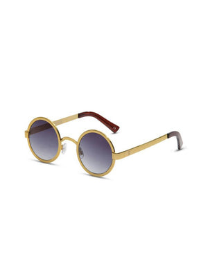 Supa Sundays Eyewear Iggy Gold
