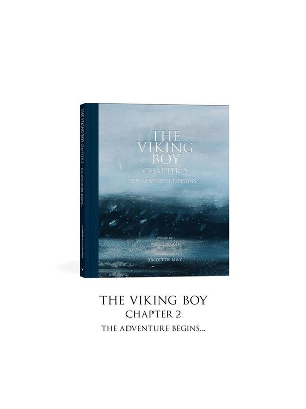 Unclebearskin Production The Viking Boy Chapter 2 | The Adventure Begins... - 1love2hugs3kisses Ibiza