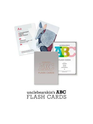 Unclebearskin Production Unclebearskin's ABC Flash Cards - 1love2hugs3kisses Ibiza