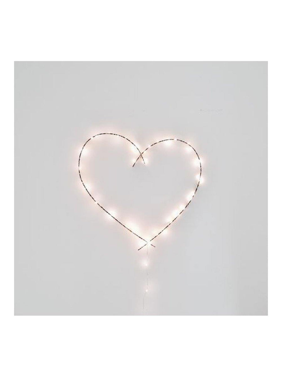 Zoé Rumeau Heart shape light - 1love2hugs3kisses Ibiza