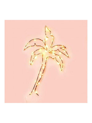 Zoé Rumeau Palmtree shape light - 1love2hugs3kisses Ibiza