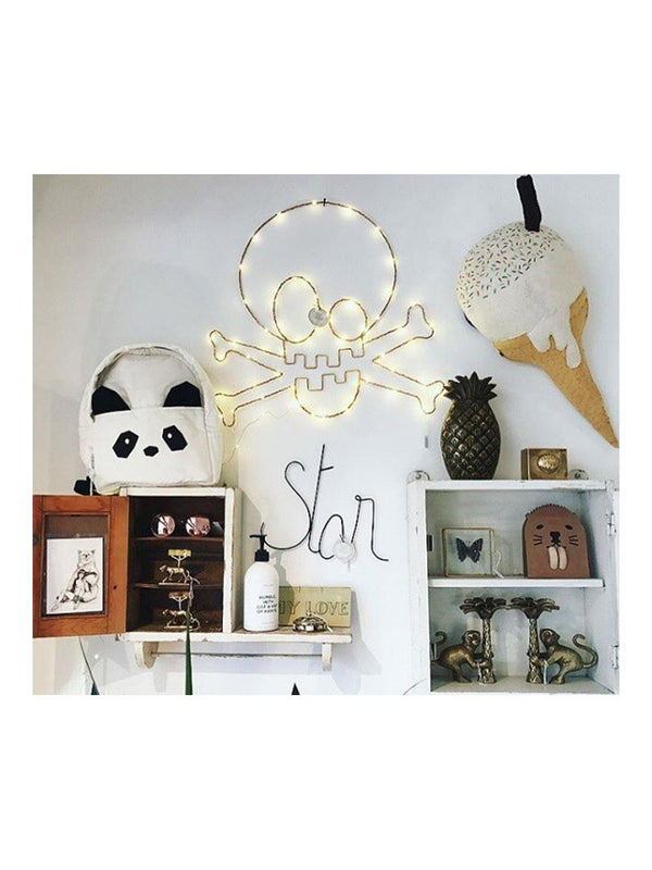 Zoé Rumeau Skull shape light - 1love2hugs3kisses Ibiza