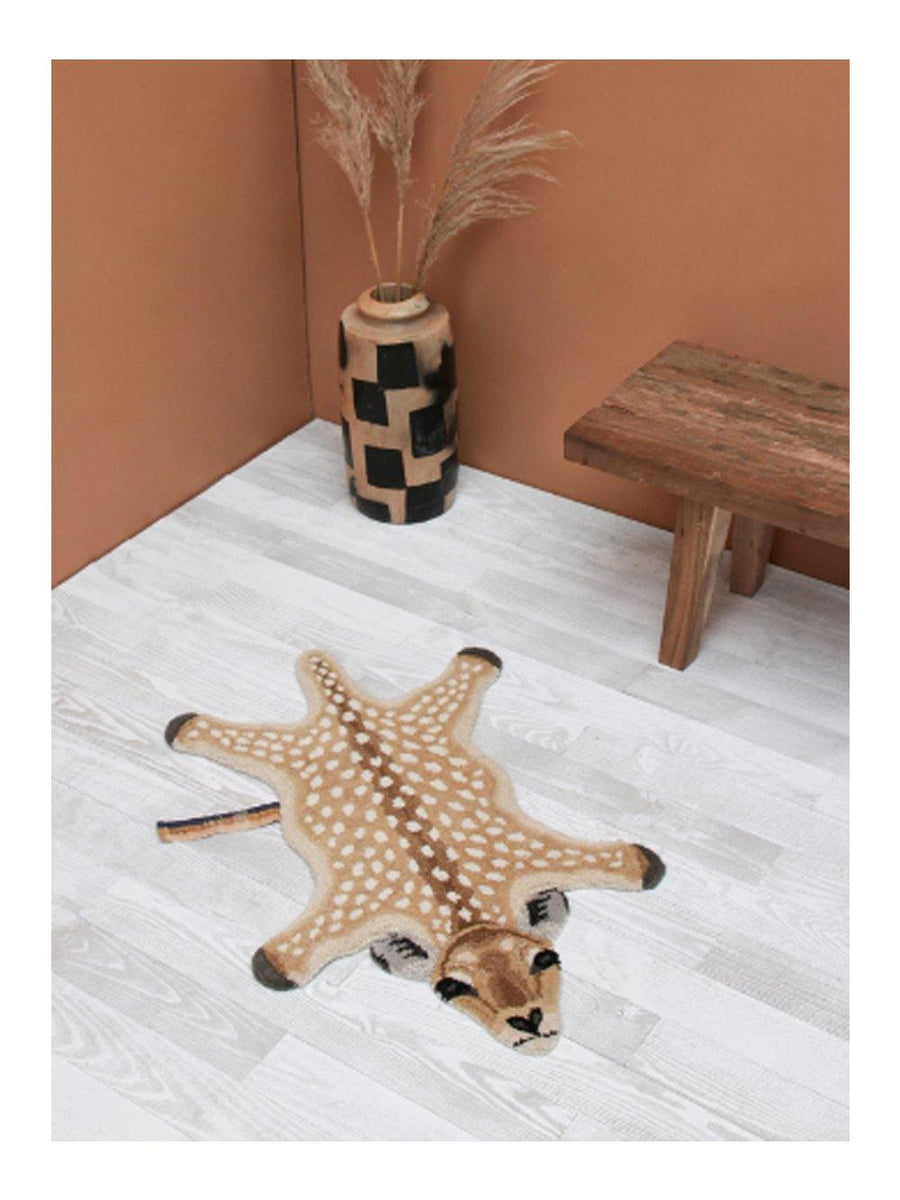Doing Goods Dolly Bambi Rug Small - 1love2hugs3kisses Ibiza