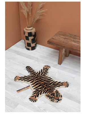 Doing Goods Drowsy Tiger Rug Small - 1love2hugs3kisses Ibiza