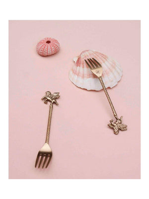 Doing Goods Sansa Unicorn fork set of 2 - 1love2hugs3kisses Ibiza